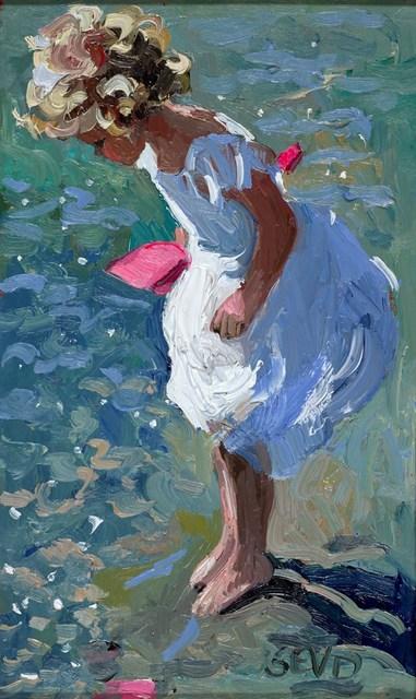 , 'Pink Spade,' 2018, Clarendon Fine Art