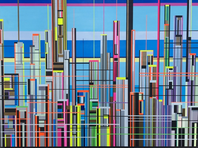 , 'Bright Future,' 2017, Marrow Gallery