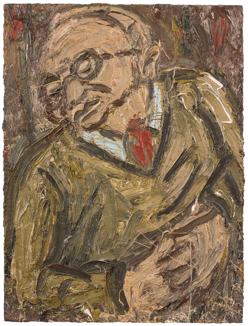 , 'Portrait of Chaim No. 2,' 1987, Piano Nobile