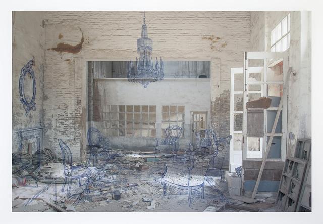 , 'Ruina Habitada III,' 2017, White Noise Gallery