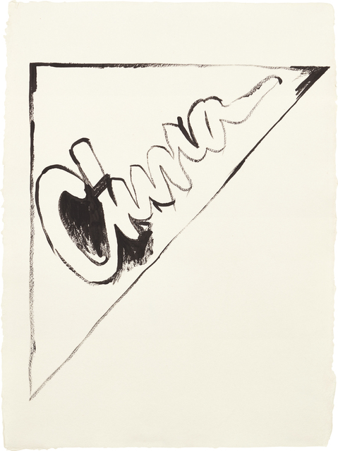 Andy Warhol, 'China', 1984 – 1985, Photography, Synthetic polymer paint on HMP paper, Phillips