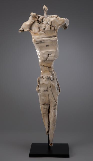 Nancy Legge, 'Olev (Old Norse - Ancestor)', 2018, Sculpture, Porcelain, Seager Gray Gallery
