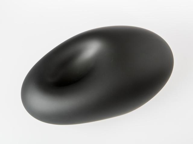 , 'Black vessel,' 2017, Galerie Kuzebauch