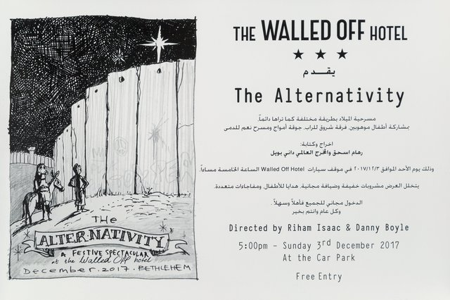 Banksy, 'The Alternativity, poster', 2017, Heritage Auctions