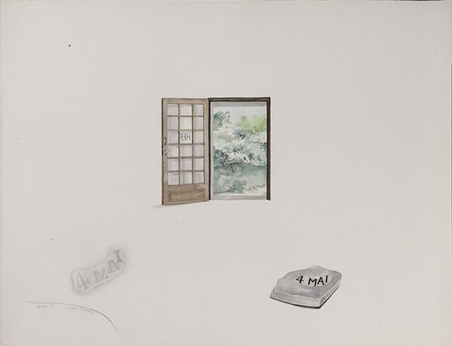 , '7 mai 78, Bonjour Aujourd'hui,' 1978, Arario Gallery