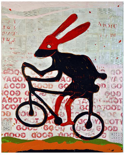, 'Today #5,' 2016, Sue Greenwood Fine Art