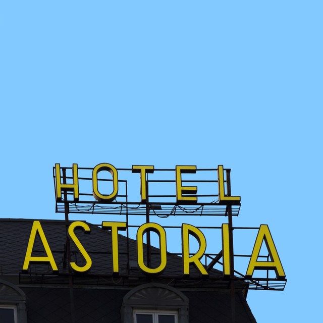 , 'Hotel Astoria,' 2015, MyMuseum