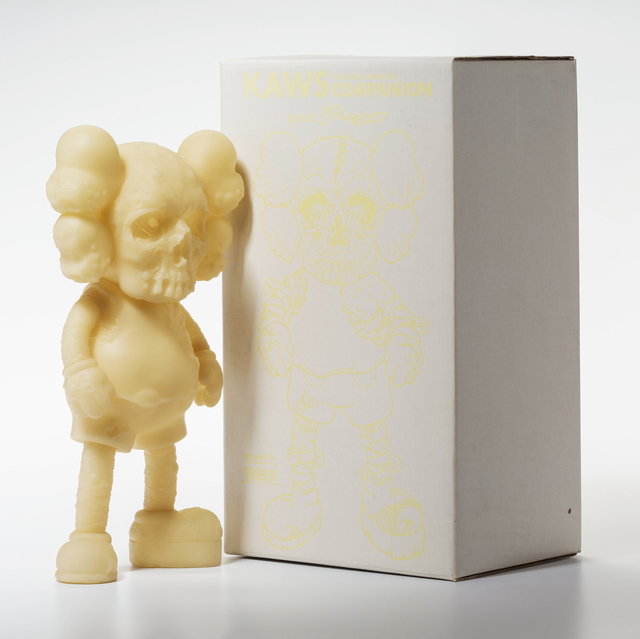 KAWS, 'Pushead (Glow in the dark)', 2005, Lougher Contemporary