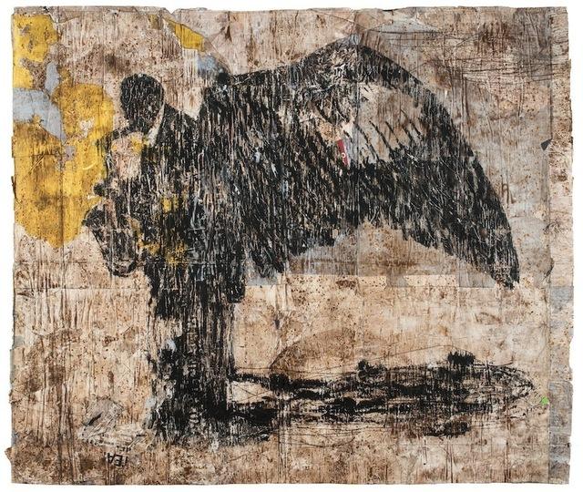 , 'Sassofonista,' 2013, Galleria il Ponte