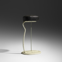 Rare and Important stool for Tempe a Pailla