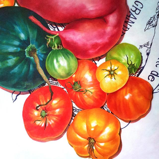 , 'Harvest,' 2015, Ro2 Art