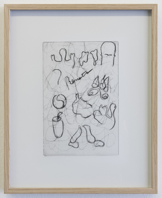 , 'Untitled / visuales mnemonicas (m3l),' 2016, Nogueras Blanchard