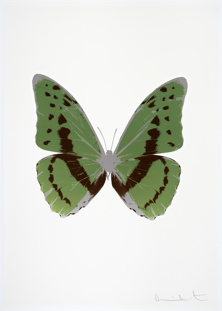 , 'The Souls III - Leaf Green - Chocolate - Silver Gloss,' 2010, Other Criteria