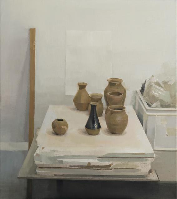 , 'Study IV in the proyecto HEMEN, Bilbao,' 2018, PDP Gallery