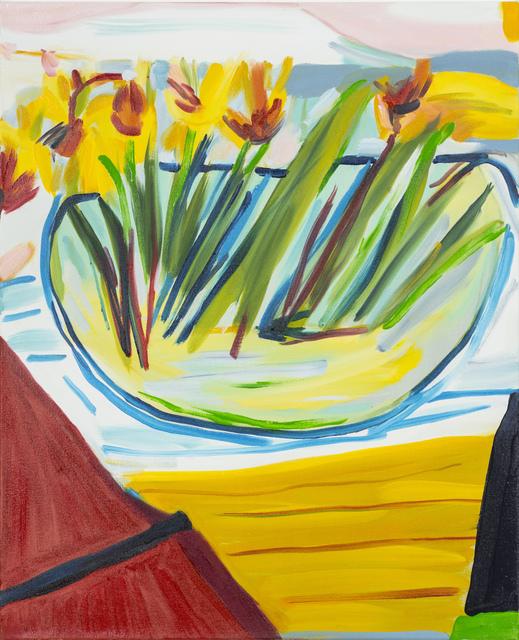, 'Studio Flowers #32,' 2016, JGM Gallery