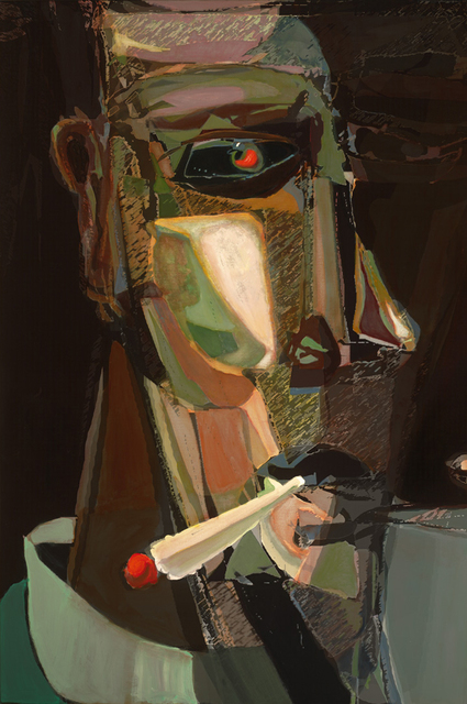 , 'Palookaville,' 2014, Walter Wickiser Gallery