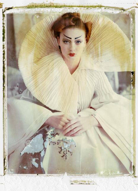 """, '""""La Fille en Platre IV"""" Paris, Dior, Haute Couture 2007,' 2009, Holden Luntz Gallery"""