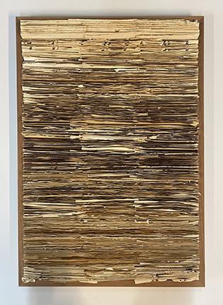 , 'Palimpsesto,' 2019, Pan American Art Projects