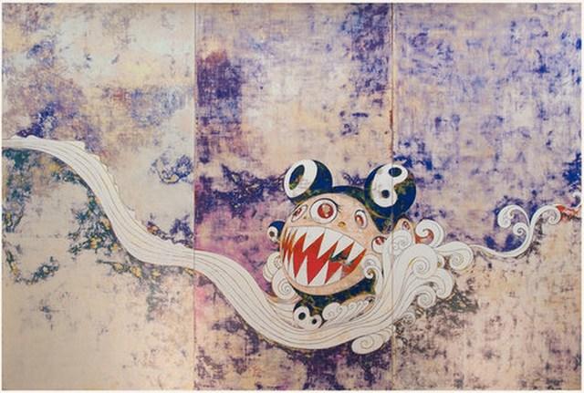 Takashi Murakami, '727', 2016, Cerbera Gallery
