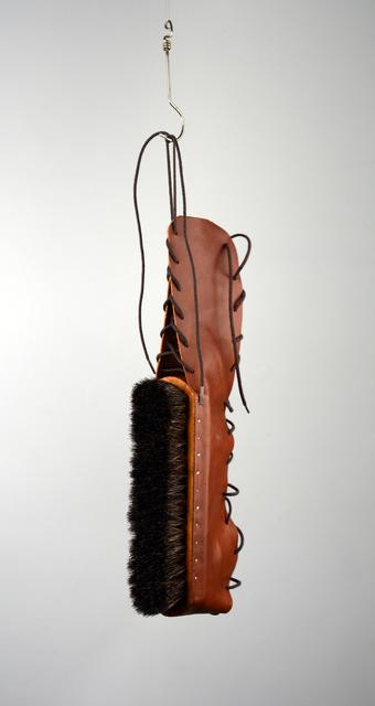 Juan Betancurth, 'NO.114 SHOE POLISHER', 2013, Residency Unlimited