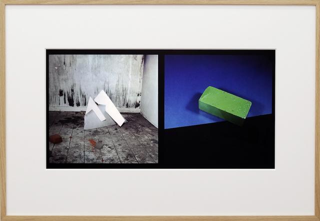 , 'Despite Intensions (83DPT9),' 1983, Pedro Alfacinha
