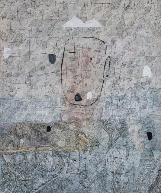 , 'The origin of self,' 2017, Art Porters