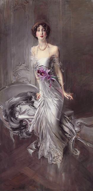 , 'Portrait of Madame Eugene Doyen,' 1910, Robilant + Voena