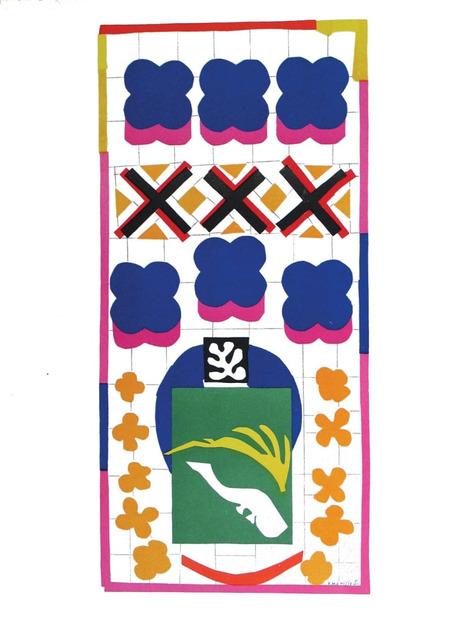 Henri Matisse, 'Poissons Chinois', 1954, Eames Fine Art