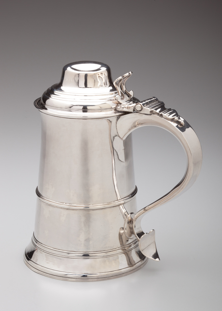 , 'Tankard,' 1788-1789, Newark Museum