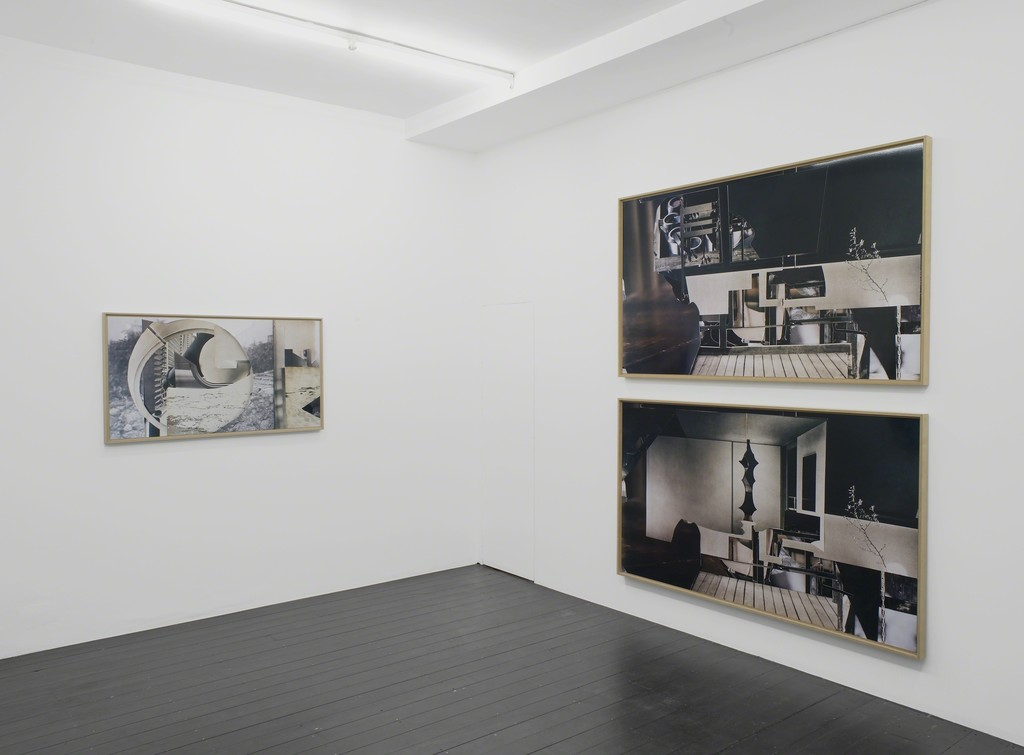 Anita Witek, How to -work- live better, installation view