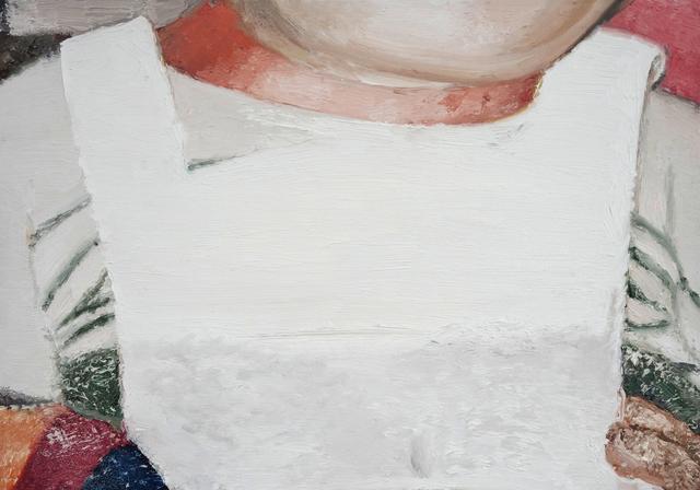 Mireille Blanc, 'Combinaison', 2018, Painting, Oil on canvas, THE PILL®
