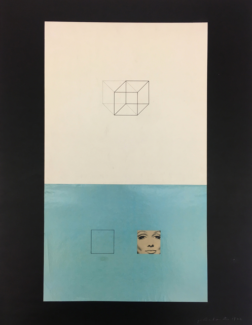 , 'Untitled,' 1962, Christine König Galerie