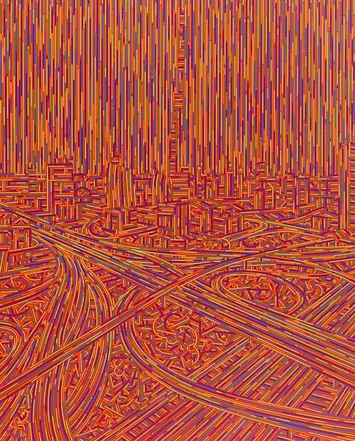 , 'City Stream - Dubai No.2,' 2016, de Sarthe Gallery