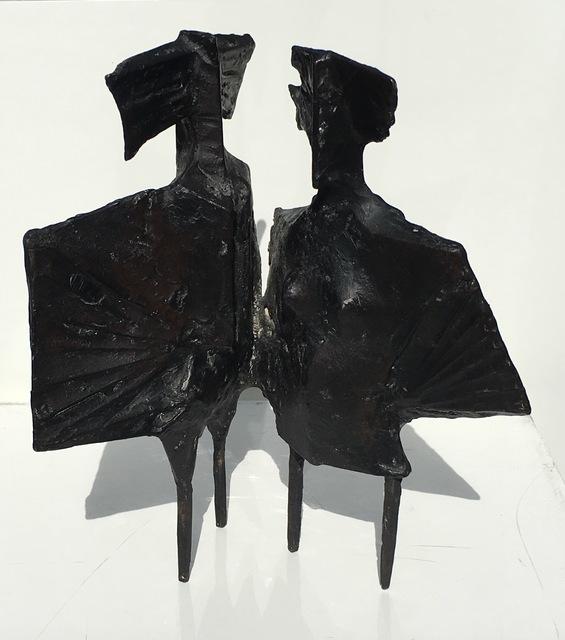 Lynn Chadwick, 'Winged figures', 1970, Okker Art Gallery