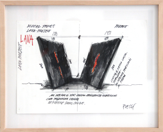 , 'Lava Project 1,' 2005, Mario Mauroner Contemporary Art Salzburg-Vienna
