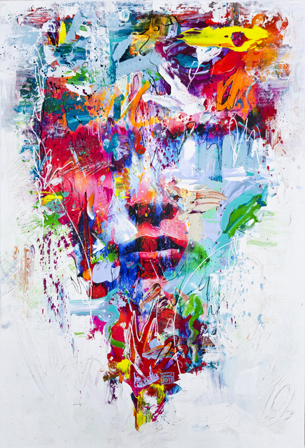 , 'A Glitch In The Spectrum,' 2018, Jewel Goodby Contemporary