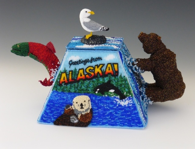 , 'Greetings From Alaska!,' , Mobilia Gallery