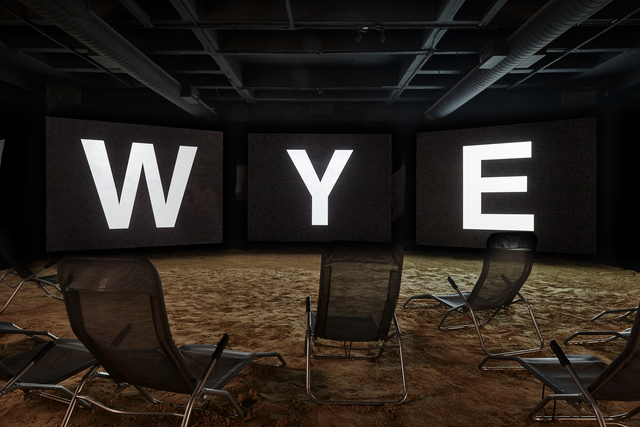 , 'WYE,' 2016, Goodman Gallery