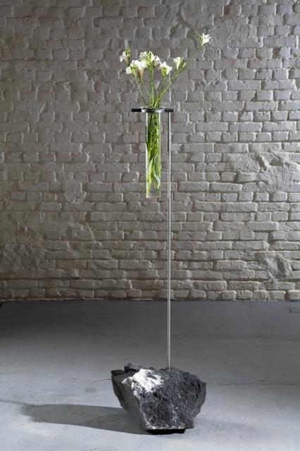 , 'Vase aux cristaux,' 2013, Galerie Yves Gastou