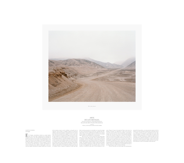 , 'Ruta del Azogue,' 2015, espaivisor - Galería Visor