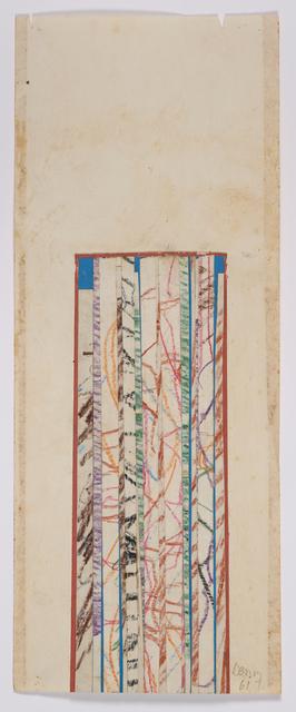 Robyn Denny, '3 (3)', 1961, Bernard Jacobson Gallery