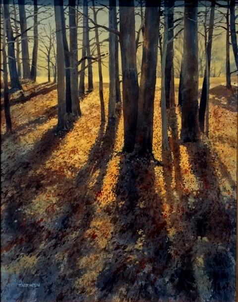 Charles Harrington, 'Backlight', 2015, Greg Thompson Fine Art