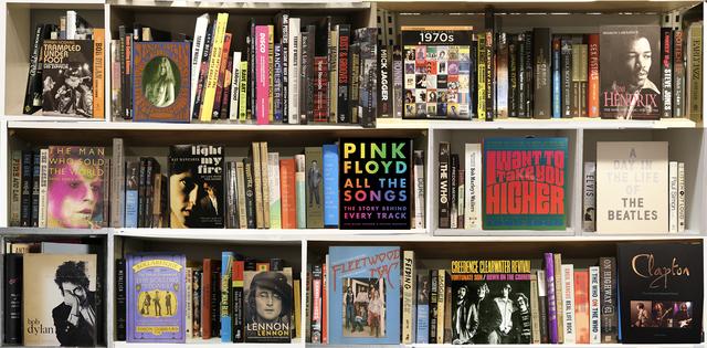 , 'Rock 60s & 70s W,' 2018, Axiom Contemporary