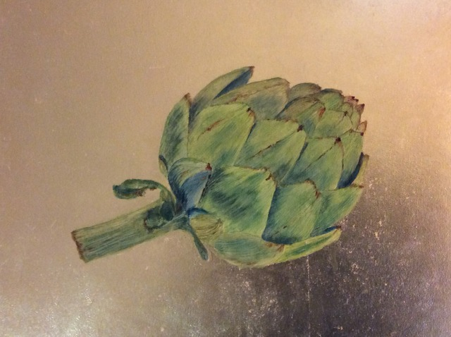 , 'Artichoke,' ca. 2013, Adah Rose Gallery