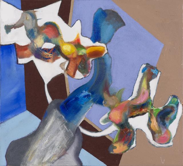 , 'Never, Never Straciatella,' 2016, SEXAUER Gallery
