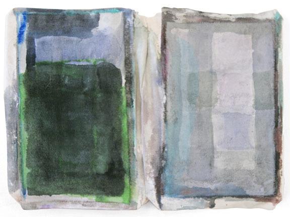 , 'Cover 2,' 2016, Elizabeth Leach Gallery