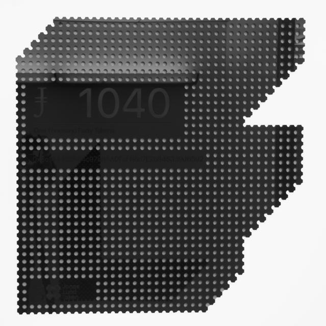 , 'JLT 1040,' 2018, Castor Gallery