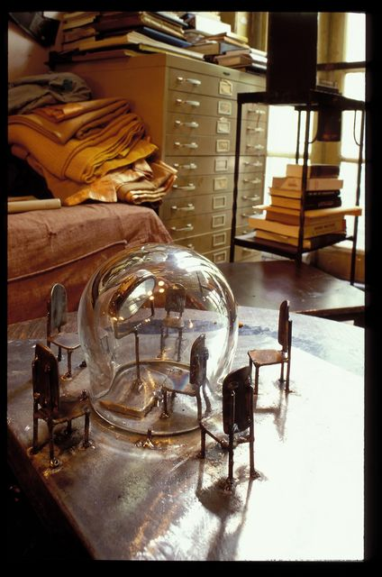 """, 'Louise Bourgeois, """"Mirror,"""" NY 20th St 1998 Photograph,' France-1998, Maison Gerard"""