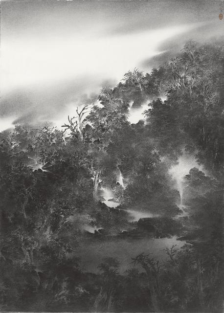 , 'Hidden Pool in the Jade-green Valley,' 2015, Hanart TZ Gallery