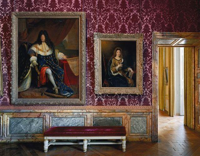 , 'Salle St Cyr et de Madame de Maintenon, (89) ANR.02.007, Salles du XVII, Ailedu Nord - 1er etage, Chatea de Versailles, Versailles, France,' 2008, Sundaram Tagore Gallery